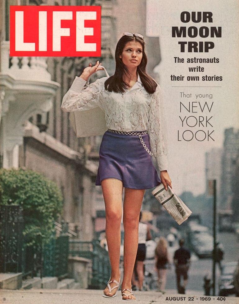 1969 life magazine fashion