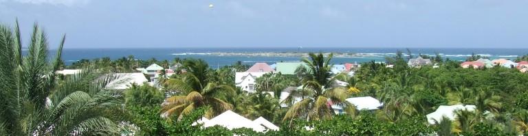 st.martin beach