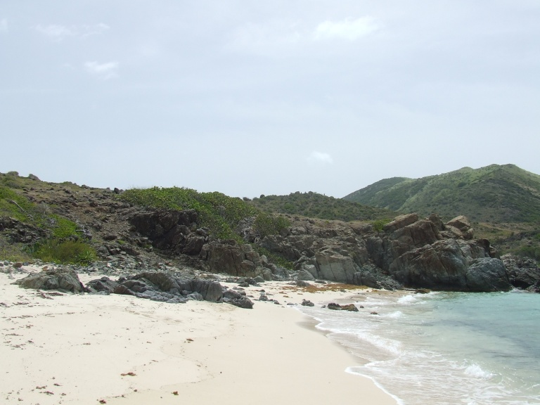 st.martin hidden beach