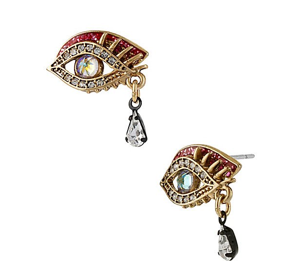 EYE-STUD-EARRING_GOLD